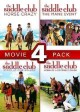 The Saddle Club movie 4 pack.