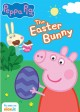 Peppa pig. The Easter bunny.