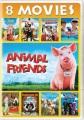 Animal friends : 8 movies