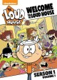 Welcome to the Loud house. Season 1, volume 1