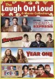 Pineapple express ; Superbad ; Year one ; Youth in revolt.