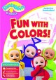 Teletubbies. Fun with colors!