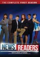 Newsreaders. The complete first season