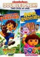 Dora & Diego : Wolf pup rescue and Animal adventures