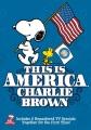 Peanuts. This is America, Charlie Brown
