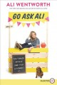 Go ask Ali : half-baked advice and free lemonade