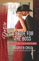 A bride for the boss