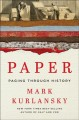 Paper : paging through history