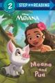 Moana and Pua