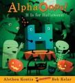 AlphaOops! H is for Halloween