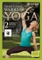 Trudie Styler's warrior. Yoga