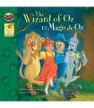 The wizard of Oz = El mago de Oz