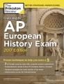 Cracking the AP. European history exam