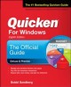 Quicken for Windows : the official guide
