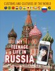 My teenage life in Russia