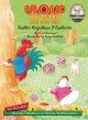 Proud rooster and little hen = Gallito orgulloso y gallinita
