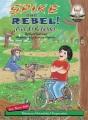 Spike the rebel! = Pua, el rebelde!