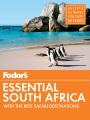 Fodor's essential South Africa.