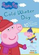 Peppa Pig. Cold winter day
