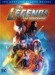 Legends of tomorrow. The complete second season