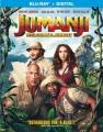 Jumanji : Welcome to the jungle.