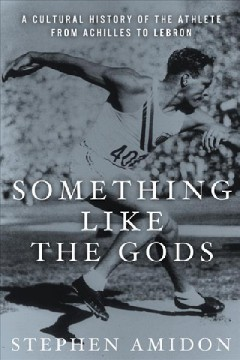 Something Like the Gods: A Cultural History of the Athlete from Achilles to LeBron by Stephen Amidon