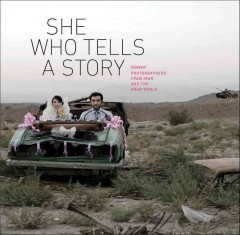 She Who Tells a Story by Kristen Gresh