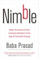 Nimble : make yourself and your company resilient in the age of constant change