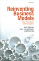 Reinventing business models : how firms cope with disruption