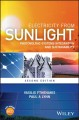 Electricity from sunlight : photovoltaic-systems integration and sustainability