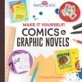 Make it yourself! : comics & graphic novels
