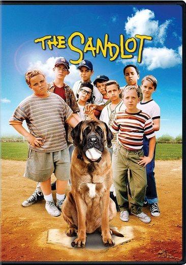 Sandlot DVD image