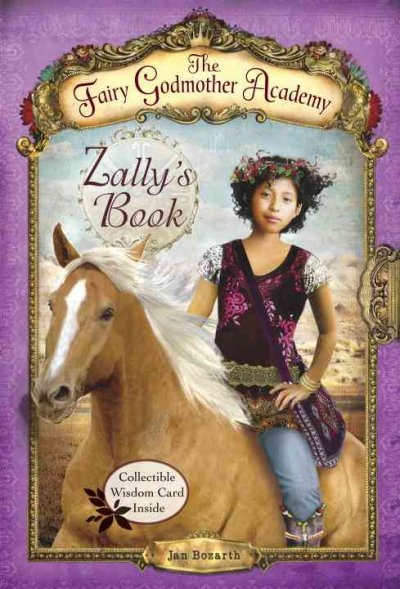 the Fairy Godmother Academy Zally's Book