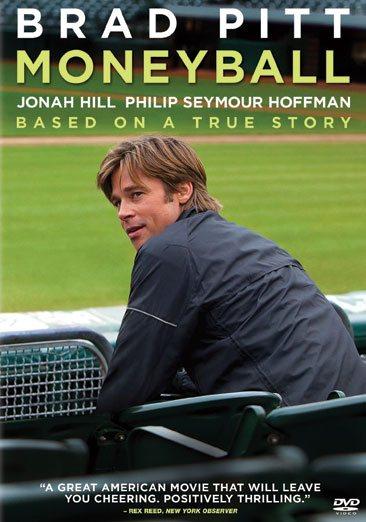 Moneyball DVD image