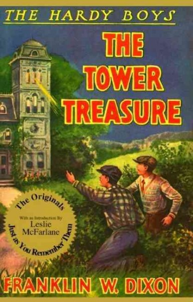 The Hardy Boys Tower Tersuer