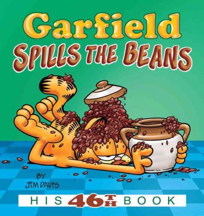 Garfield: Spills The Beans