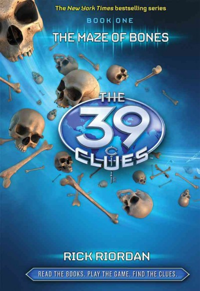 39 Clues: The Maze of Bones
