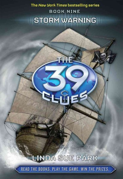 The 39 Clues Book 9 - The Storm Warning