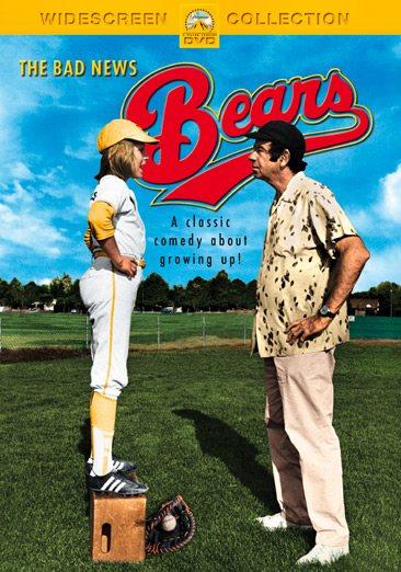 The Bad News Bears DVD