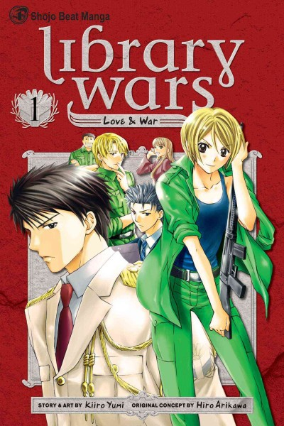 Library Wars Love and War
