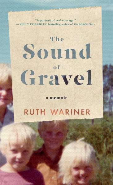 Jacket cover for The Sound of Gravel