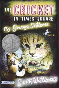 The Cricket in time Square, reviewed by: Breanna <br />