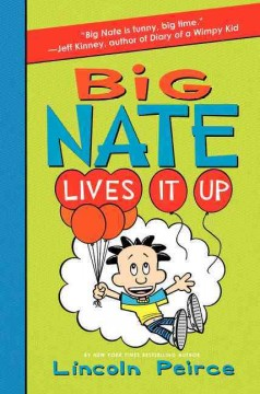 Big Nate lives it up , reviewed by: Hadi <br />