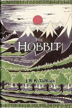 The Hobbit, reviewed by: Ashley Zengerski <br />