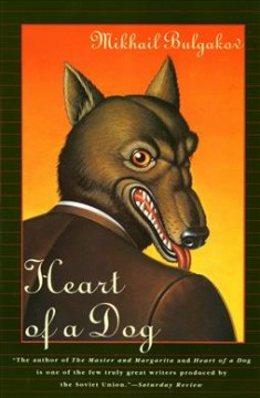 Heart of a Dog, reviewed by: Bev Hankins <br />