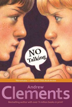 No Talking, reviewed by: madison <br />