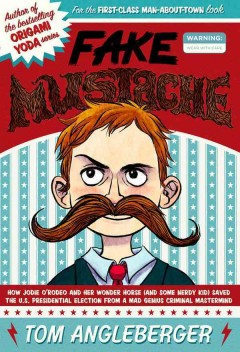 Fake Mustache, reviewed by: Truman <br />