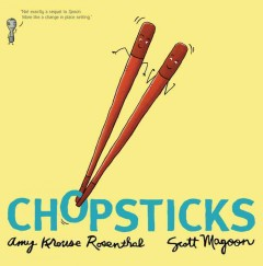 Chopsticks : (Not exactly a sequel to Spoon. More like a change in place setting.)