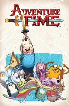Adventure Time 3, reviewed by: Aidan Reef <br />