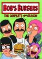 Bob's Burgers. The complete 2nd season